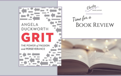 """""""Grit: The Power of Passion and Perseverance"""" by Angela Duckworth"""