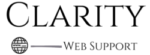 Clarity Web Support